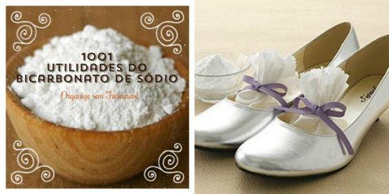 Organize sem Frescuras | Rafaela Oliveira » Arquivos » Como eliminar e evitar o inimigo chulé dos sapatos