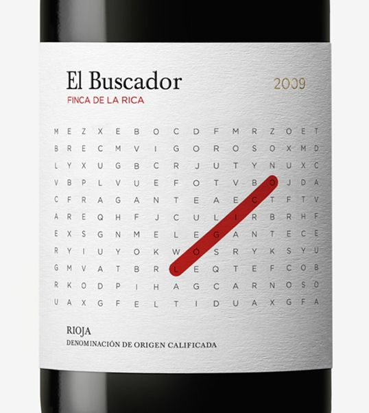 """Finca de la Rica: """"El Buscador"""" and """"El Guía"""" are the first two wines from a line designed under the concept of leisure Designed by Dorian 