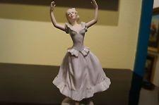 Ballerina Tänzerin aus Porzellan Schaubachkunst Wallendorf Nr.4
