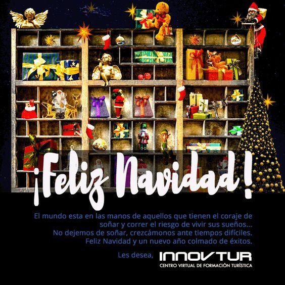 Felicitacion de Navidad 2017 by @Innovtur