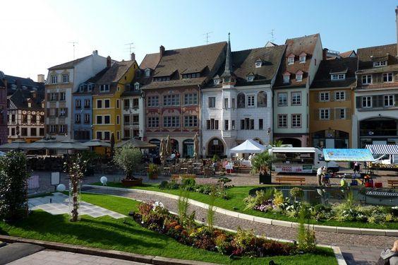 Mülhausen (Mulhouse), Germany