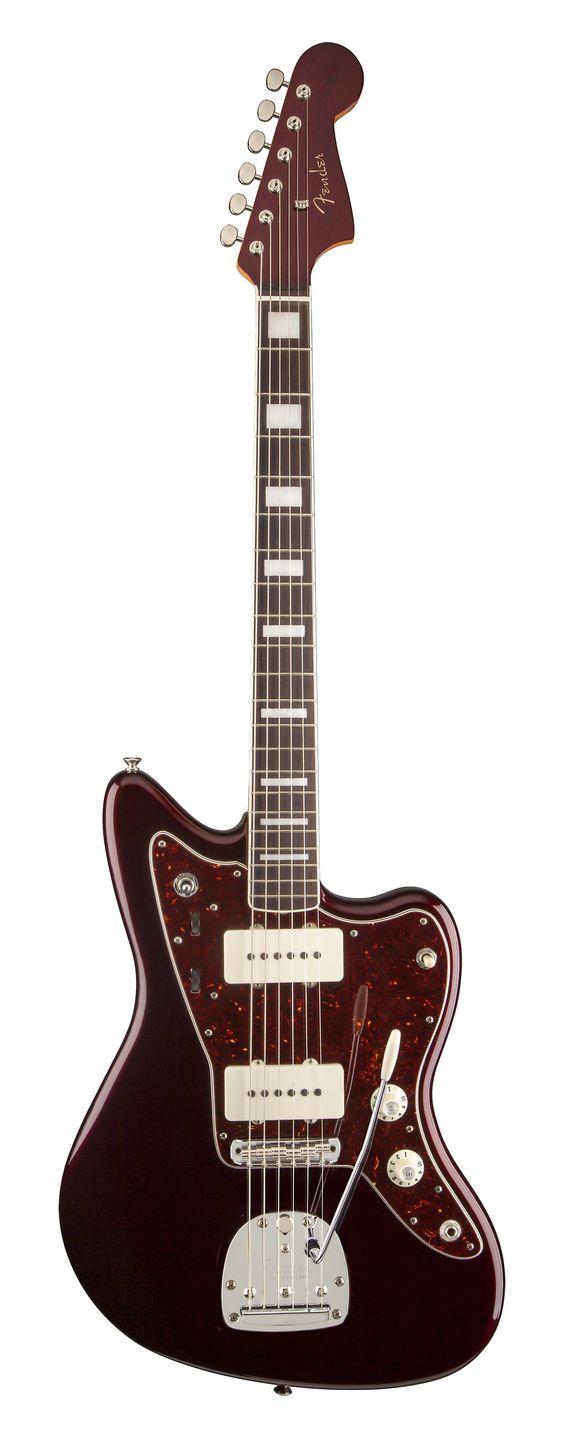 Fender Troy Van Leeuwen Jazzmaster.