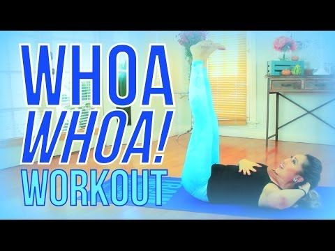 ▶ WHOA WHOA!!! Whole Body Workout | POP Pilates - YouTube