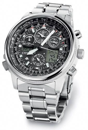 Citizen Eco Drive Radiocontrolado Super Pilot Jy8020 52e Citizen Watch Watches For Men Mens Designer Watches