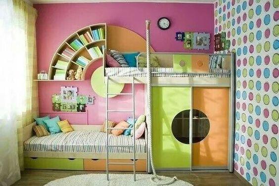 Litera con closet