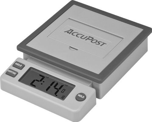 AccuPost PP-105 Desktop Postal Scale - 5 lbs. by Measurement Limited. $29.95. The Accupost Desktop Postal Scale has an extra large 1.3 inch LCD display that is easy to read. A touch of a button switches between ounces and grams. Myscalestore, the best scale store in #Hialeah #Florida.