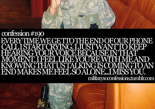 Most treasured phone calls come from men at war.