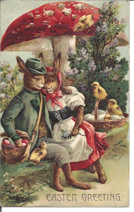 Vintage Easter:
