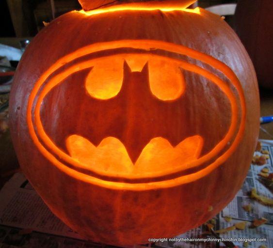 Ideas about batman pumpkin on pinterest
