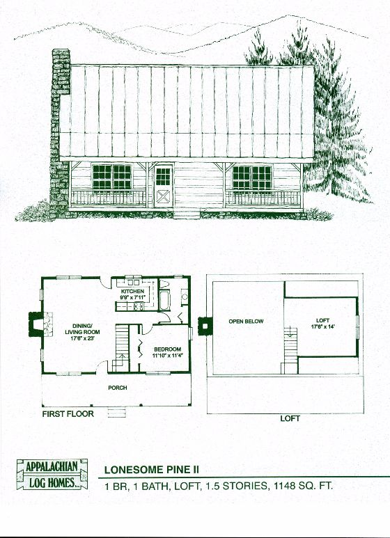 Log Home House Plans Designs. Log Home Floor Plans  Cabin Kits Appalachian Homes next house Pinterest cabin kits and cabins