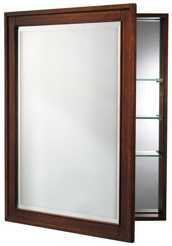 Manor House Mirrored Cabinet