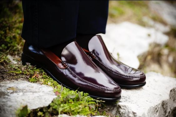 Zapato Alessio, máxima elegancia con un toque exclusivo.