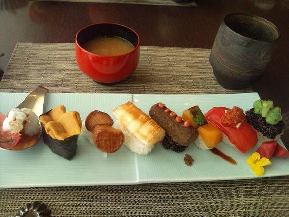 一切魚は使っておりません!大阪で食べられる「野菜寿司」って知ってる? | RETRIP
