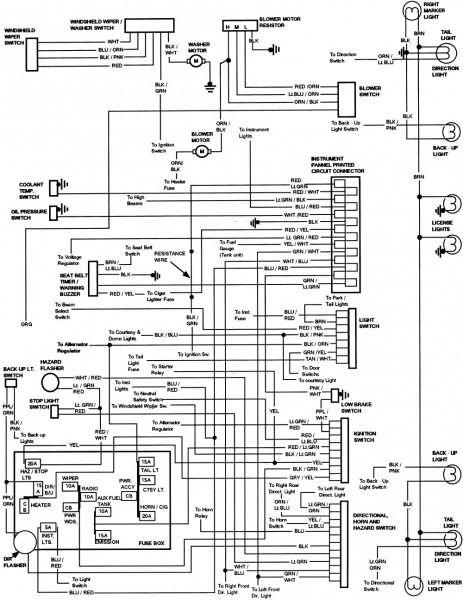 [DIAGRAM] 87 F150 Wiring Diagram