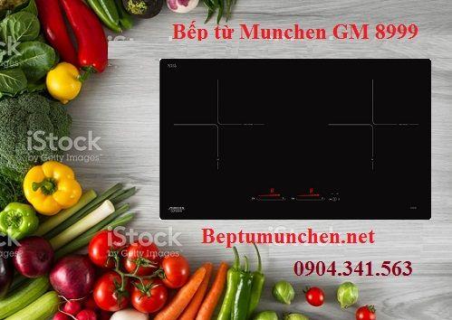 Có nên mua bếp từ Munchen GM 8999 không
