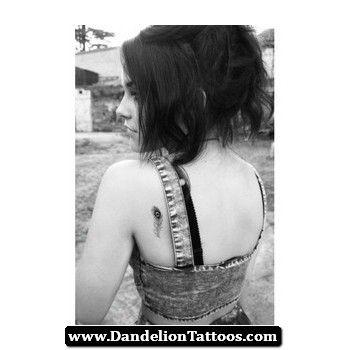 Inkwear Dandelion Tattoos 14 - http://dandeliontattoos.com/inkwear-dandelion-tattoos-14/