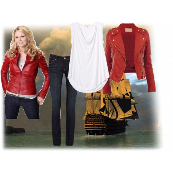 """emma swan"" by milky-silvers on Polyvore"