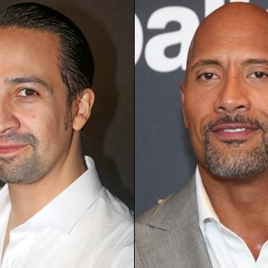 Movies: Lin-Manuel Miranda used Dwayne Johnsons WWE past to write his Moana song