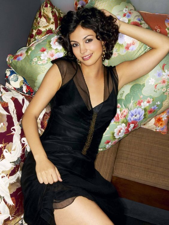 The Lovely Morena Baccarin: