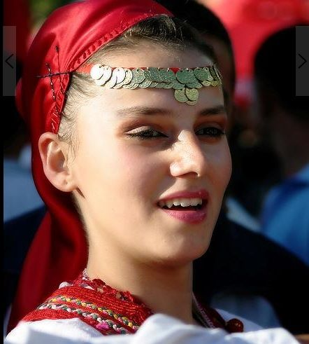 Traditional, Albania and Culture on Pinterest Albanian Muslim Girls