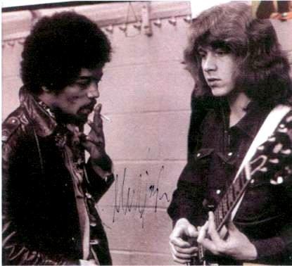 Jimmy & Mick Taylor