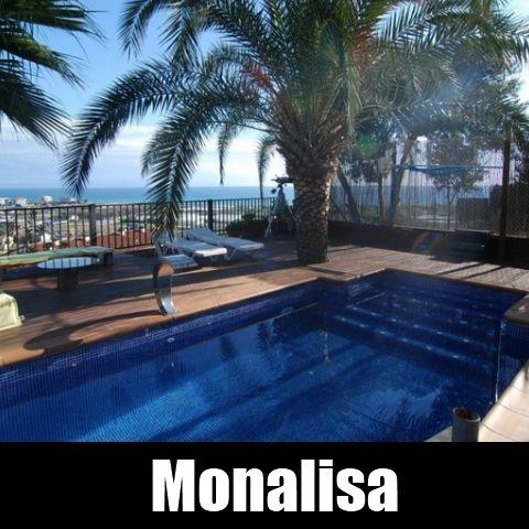 Ferienhaus Santa Susanna Costa Maresme Villa Spanien Monalisa