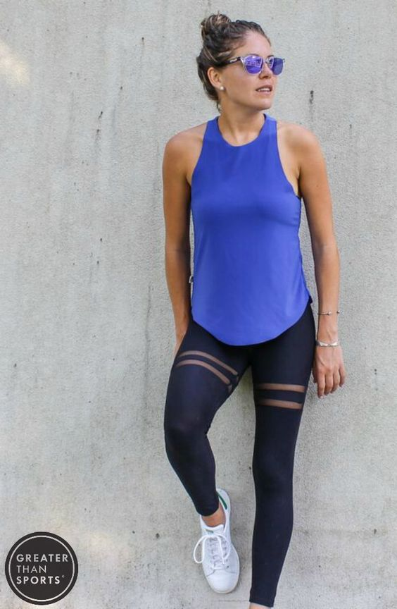 Stylish athletic clothing made in the USA. Click through to discover new yoga and lifestyle clothes designed to be dressed up or down.