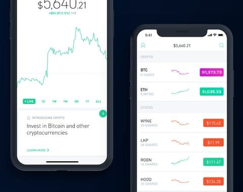 buy sell trade cryptocurrency apps ios