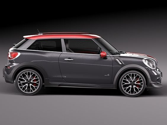 2017 Mini Paceman | Root Cars