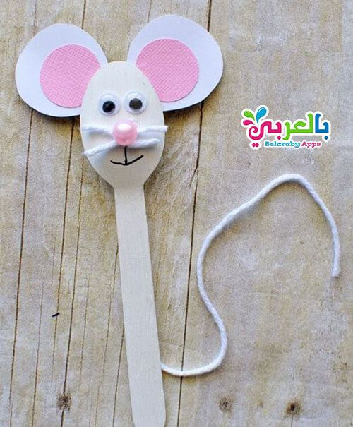 افكار مبتكرة لعب للاطفال من الملاعق البلاستيك أعمال يدوية بالعربي نتعلم Crafts For Kids Crafts Classroom Labels