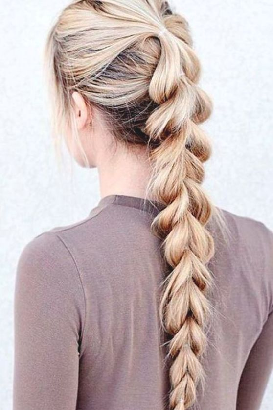 Trendy Braided Hairstyles To Experiment With In 2020 Braided Hairstyles Long Hair Styles Hairstyles Haircuts