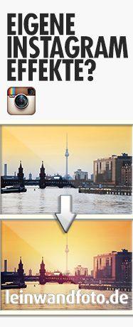 Eigene Instagram Effekte erstellen #instagram #photoshop #bildbearbeitung #foto #fotoeffekte #filter
