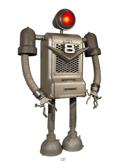 Bennett Robot: Kenmore 3