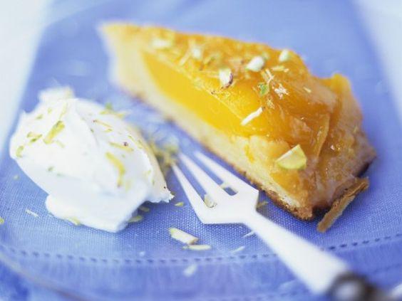 Mango-Karamell-Kuchen ist ein Rezept mit frischen Zutaten aus der Kategorie Obstkuchen. Probieren Sie dieses und weitere Rezepte von EAT SMARTER!