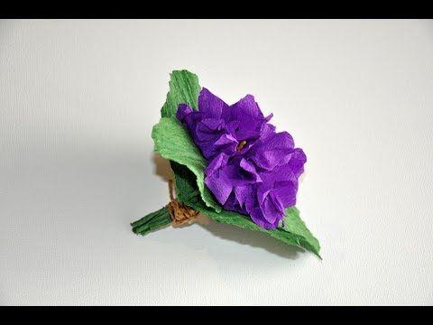Kwiaty Z Bibuly 5 Klos Zboza Ear Of Corn With Crepe Paper Youtube Crepe Paper Ears Of Corn Paper