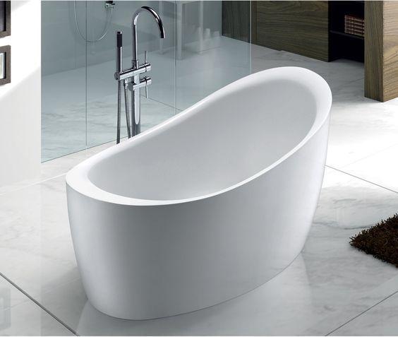 adema eloise baignoire lot 130x68x78cm avec bonde. Black Bedroom Furniture Sets. Home Design Ideas