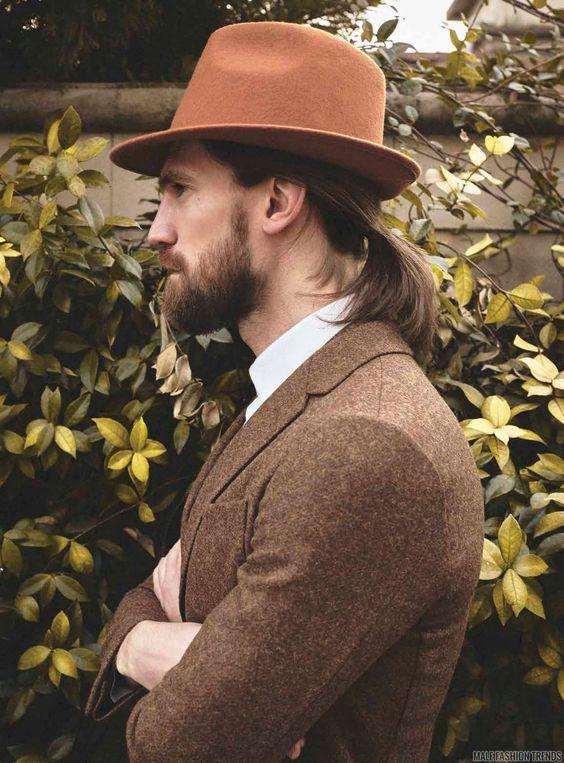 Henrik Fallenius para Esquire México Enero 2016 por Andree & Demian - Male Fashion Trends
