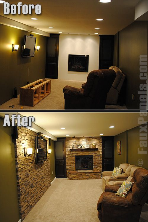 Wellington photo gallery faux panels design ideas and for Design your own basement online free