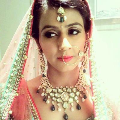Shruti Sharma Bridal Makeup Info & Review   MakeUp Artist in Delhi NCR   Wedmegood