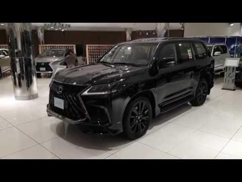 لكزس Lx570 2019 بلاك اديشن الساير الكويت Youtube Lexus Lx570 Lexus Suv