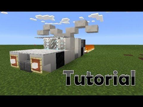 Minecraft Como Fazer Um Carro Do Futuro Youtube Deadpool Pool