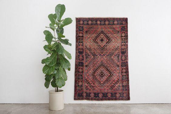 4x6 Persian Rug | TOURAK
