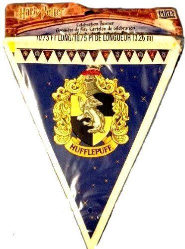 Harry Potter Celebration Banner @ niftywarehouse.com