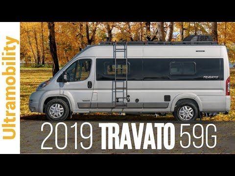 2019 Winnebago Travato 59g Review Short Class B Rv Camper Van