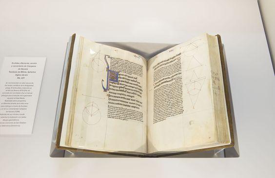 Euclides en Scripta