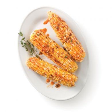 Maïs grillés aux fines herbes et citron - Recettes - Cuisine et nutrition - Pratico Pratique