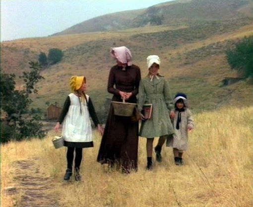 Aww! It's Little House on the Prairie!