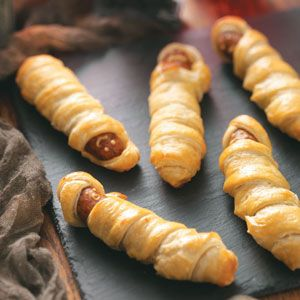 Puffy Hot Dogs Recipe