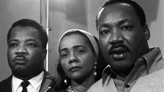 MLK's brother: Martin Luther King Jr., Coretta Scott King ...