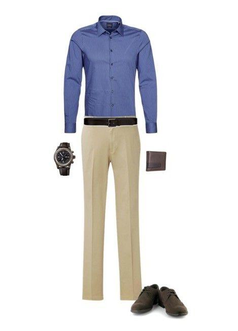 Tan Dress Pants For Men | Gpant